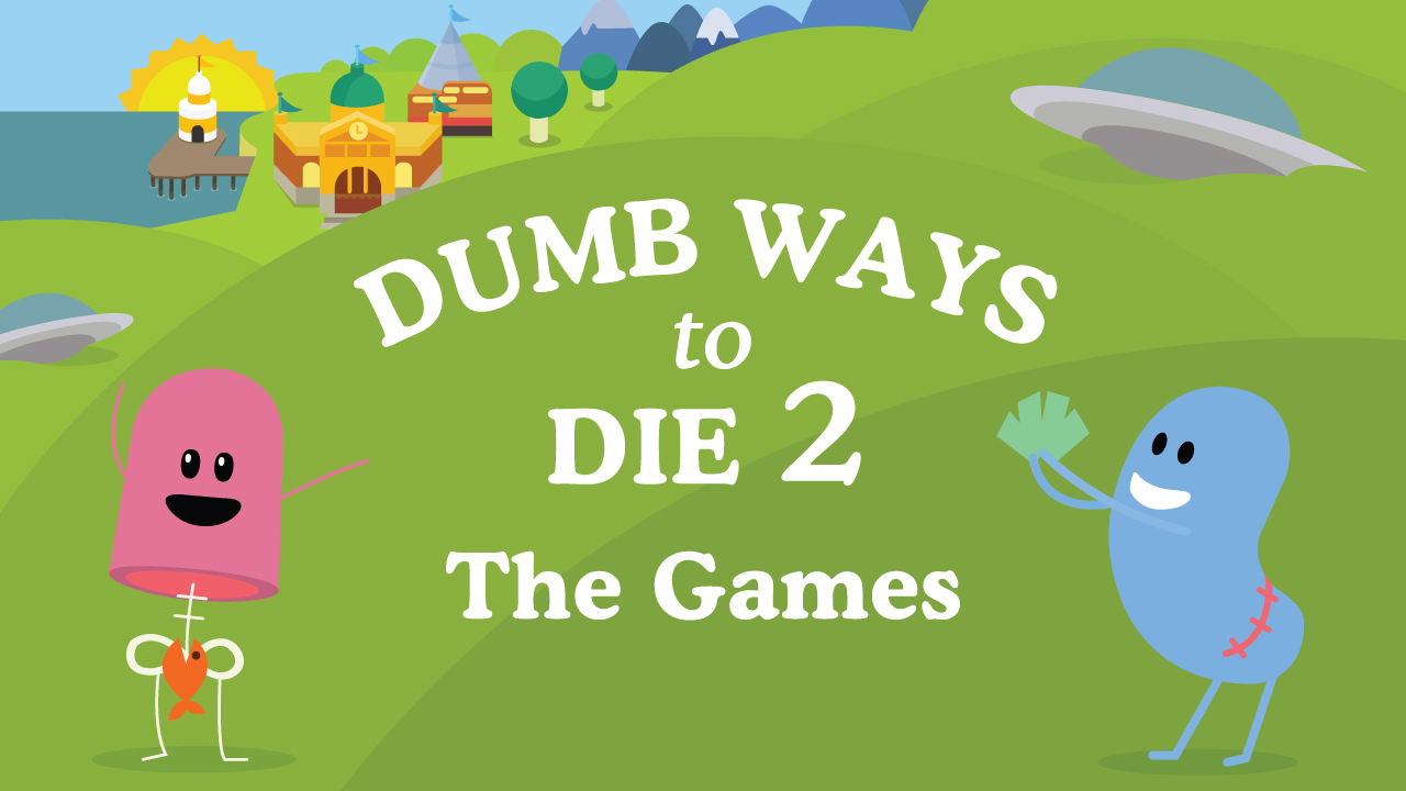 Dumb Ways To Die 2 Lösung