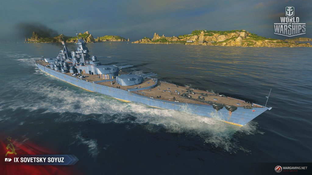 World of Warships Update 0 8 4 Brings Soviet Battleships