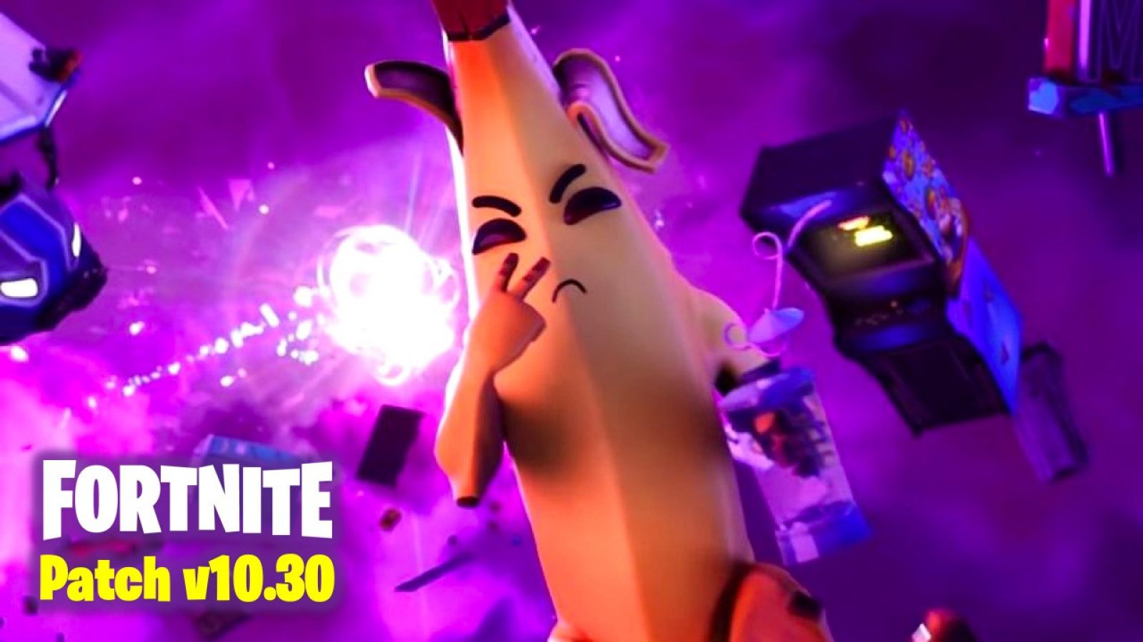 Fortnite 10 30 Patch notes   Addicted to Play